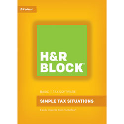 H&R Block 16 Basic (Download, Windows)
