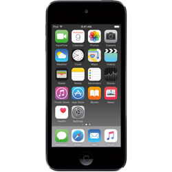 Apple 128GB iPod touch (Space Gray) (6th Generation)