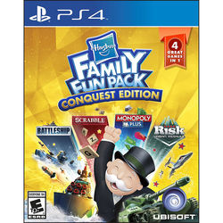 Ubisoft Hasbro Family Fun Pack Conquest Edition (PS4)