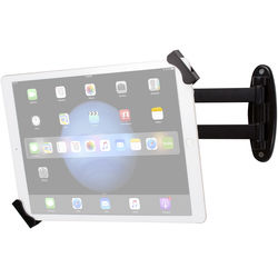 """CTA Digital Articulating Security Wall Mount for 7-13"""" Tablets"""