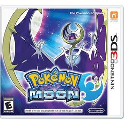 Nintendo Pokémon Moon (Nintendo 3DS)