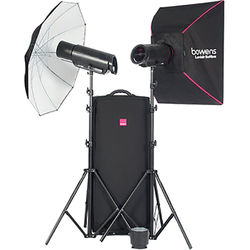 Bowens XMS750 2-Light Flash Kit