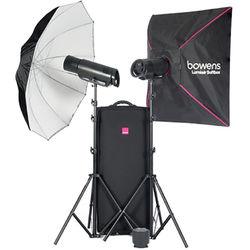 Bowens XMS1000 2-Light Flash Kit