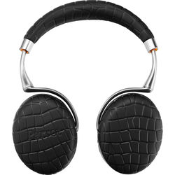 Parrot Zik 3.0 Stereo Bluetooth Headphones & Wireless Charger (Black, Croc)