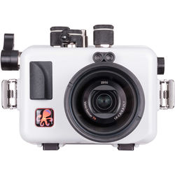 Ikelite Underwater Housing for Sony Cyber-shot RX100 Mark III, IV, or V (Updated Version, White)