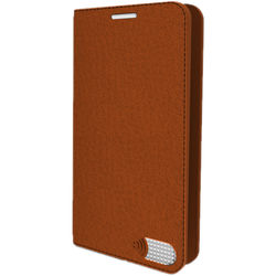 VEST Anti-Radiation Wallet Case for iPhone 7 Plus (Brown)