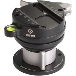 Really Right Stuff Universal Leveling Base with Clamp
