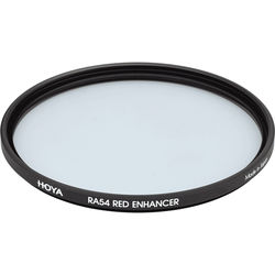 Hoya 82mm RA54 Red Enhancer, Color Intensifier Filter