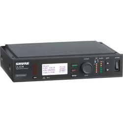Shure ULXD4 VHF Digital Wireless Receiver (V50: 174-216 MHz)