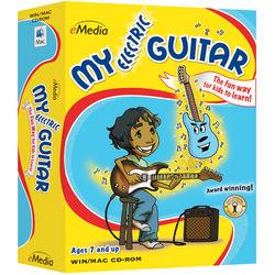 eMedia Music My Electric Guitar for Mac