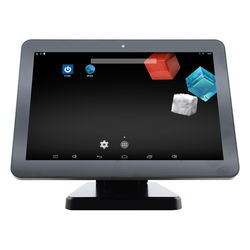 "Kramer KT-10 10"" Wall and Table Mount PoE Touch Panel"