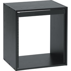 Raxxess ER 12 Space Economy Rack (Black Oak)