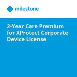 Milestone Care Premium for XProtect Corporate Device License (2-Year)
