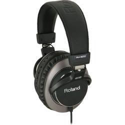 Roland RH-300 - Circumaural Stereo Studio Headphones