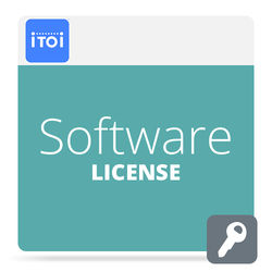 iTOi 12 Month Software License - Multi User (Government & Business)