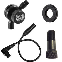 DynaMount Accessory Kit with Posi Lok Clutch for Robotic Microphone Mounts