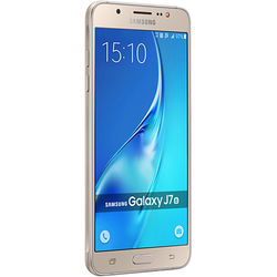 Samsung Galaxy J7 SM-J710M 16GB Smartphone (Region Specific Unlocked, Gold)