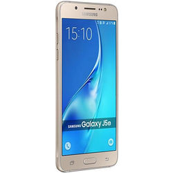 Samsung Galaxy J5 Duos SM-J510M 16GB Smartphone (Region Specific Unlocked, Gold)