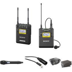 Sony 2CH PRTBL RCVR 30-36 38-41/BDPK&HNDL K