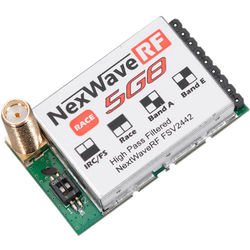 Fat Shark NexWave RF 5G8RX 32-Channel Race Band Receiver