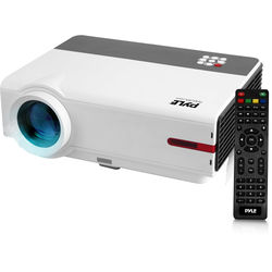 Pyle Pro Android 1080p HD Home Theater Smart Projector with Wi-Fi Web Browsing