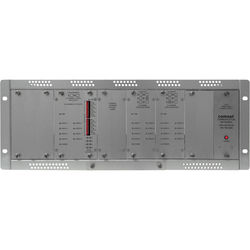 COMNET 24-Channel Digitally Encoded Video + 8 Bi-Directional Data Channels Single Mode Video Receiver/Data Transceiver (Up to 22 mi)