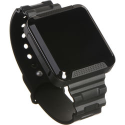 KJB Security Products DVR267A Wristwatch with 720p Covert Camera and Audio Recording