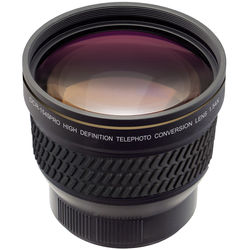 Raynox DCR-1545PRO 1.54x HD Telephoto Conversion Lens (52mm)