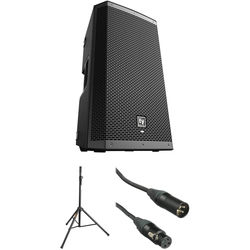 Electro-Voice ZLX-12P-US Kit with Stand, and Cable
