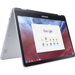 "Samsung 12.3"" 32GB Multi-Touch 2-in-1 Chromebook Plus"