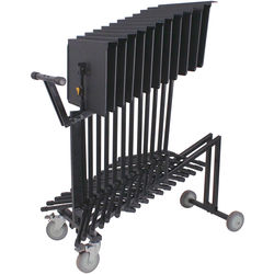 HERCULES Stands Music-Stand Carry Cart for BS200B Symphony Stands