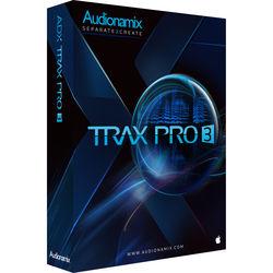 AUDIONAMIX ADX TRAX PRO 3 - Non-Destructive Audio Source Separation Software (Download)