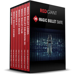 Red Giant Magic Bullet Suite 13 (Upgrade, Download)