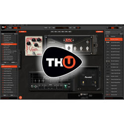 Overloud TH3 Upgrade - Amplifier Modeling Software (Download)