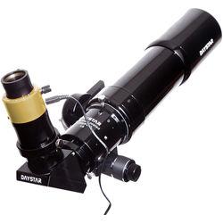 DayStar Filters 480E 80mm Refractor Telescope with Quark Sodium D-Line Filter Kit (OTA Only)