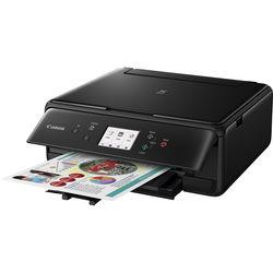 Canon PIXMA TS6020 Wireless All-in-One Inkjet Printer (Black)