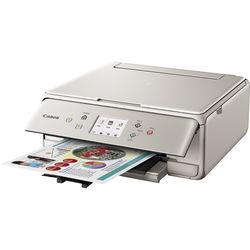 Canon PIXMA TS6020 Wireless All-in-One Inkjet Printer (Gray)