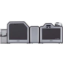 Fargo HDP5000 Dual-Sided ID Card Printer (Single-Sided Lamination, Magnetic Stripe Encoder)