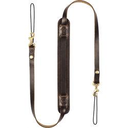 Moment Leather Neck Strap (Dark Brown)