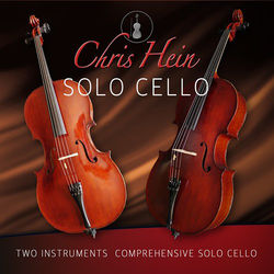 Best Service Chris Hein Solo Cello - Virtual Instrument (Download)