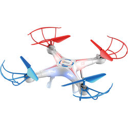 Top Race TR-411 4-Channel Quadcopter Drone