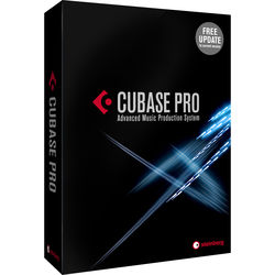 Steinberg Cubase Pro 9 - Music Production Software (Educational, Boxed)