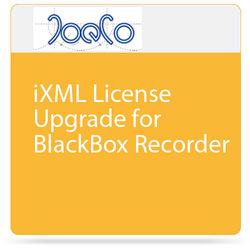 JoeCo iXML License Upgrade for BlackBox Recorder