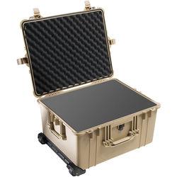 Pelican 1620 Case with Foam (Desert Tan)