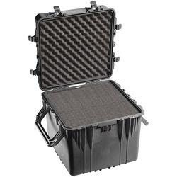 Pelican 0350 Cube Case with Foam (Black)