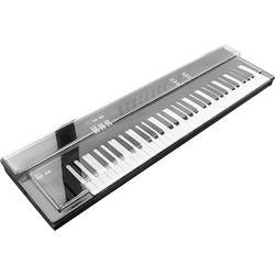 Decksaver NI Kontrol S61 Keyboard Controller Cover (Smoked/Clear)