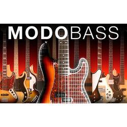 IK Multimedia Modo Bass - Electric Bass Virtual Instrument (Download)