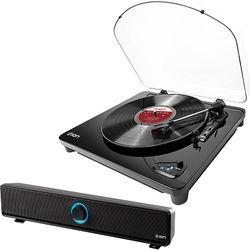 ION Audio Air LP Bluetooth Turntable Kit with Bluetooth Speaker