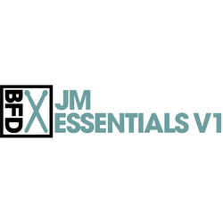 FXpansion JM Essentials, Volume 1 - Groove Pack for BFD3, BFD2, and BFD Eco (Download)