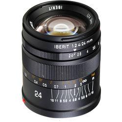 Handevision IBERIT 24mm f/2.4 Lens for Sony E (Black)